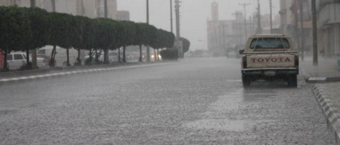 توقعات بهطول امطار وتذبذب بدرجات الحرارة خلال الاسبوع الحالي