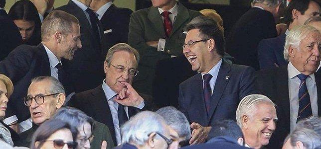 برشلونة أكثر سخاء مع موظفيه من ريال مدريد
