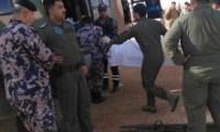 ملك الأردن يوجه باخلاء جنود عراقيين اصيبوا داخل الحدود