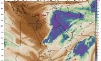 متنبئ جوي: طقس بارد وامطار غزيرة تشهدها مدن شرق البلاد الخميس
