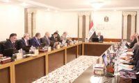قرارات مجلس الوزراء في جلسته الاعتيادية برئاسة عبد المهدي