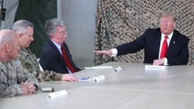 صورة مكتبه: عبد المهدي ترامب اعلمنا بزيارته للعراق والحكومة رحبت بالطلب !