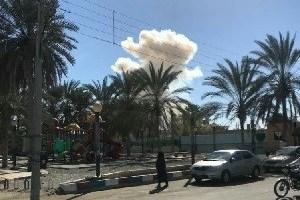 مقتل 3 اشخاص بتفجير انتحاري جنوب شرق ايران