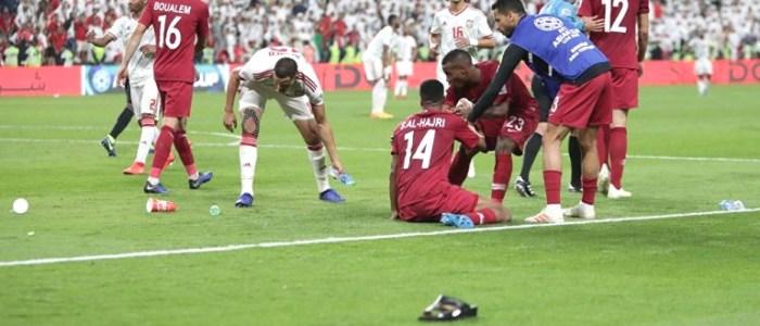 """شكوى رسمية إماراتية إلى """"فيفا"""" قد تطيح بقطر من نهائي كأس آسيا"""