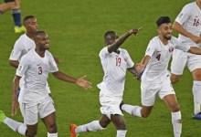 صورة قطر تمطر اليابان بثلاثية ثمنها كأس آسيا.!
