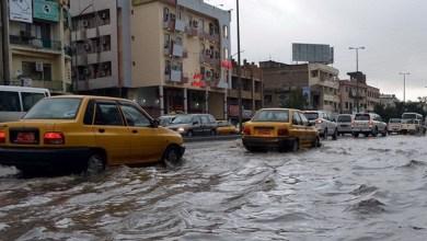 صورة بغداد تعلن حالة الطوارئ والاستنفار التام لمواجهة هطول الأمطار