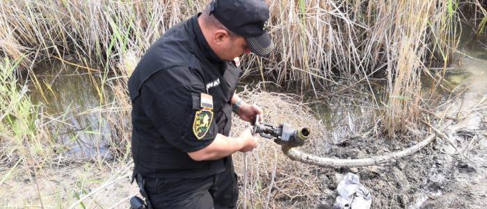 شرطة الديوانية تعلن القبض على متهمين في عملية تهريب مشتقات النفطية