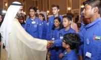 حاكم دبي : القمر الصناعي العربي سيحمل اسم لتاريخ ازدهار بيت الحكمة في بغداد