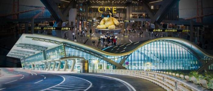 مطار عربي يتميز باحتلاله المرتبة الرابعة عالميا