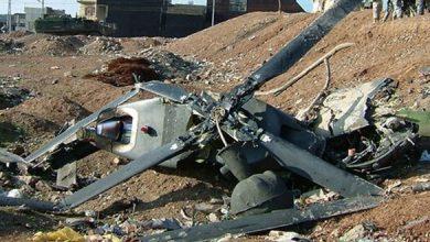 صورة 5 قتلى في تحطم هليكوبتر غرب إيران
