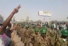 صورة تطورات الوضع في السودان… البشير ينتحى والجيش يستعد لمجلس انتقالي