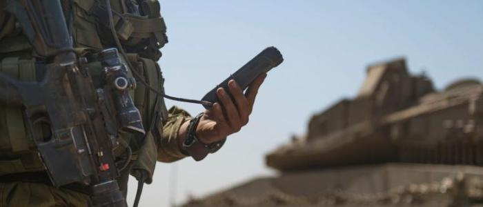 """رغم التهدئة.. مناورات عسكرية """"اسرائيلية"""" قرب حدود غزة"""