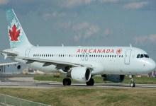 صورة هبوط اضطراري لطائرة كندية وإصابة العشرات من ركابها بعد تعرضها لمطبات هوائية