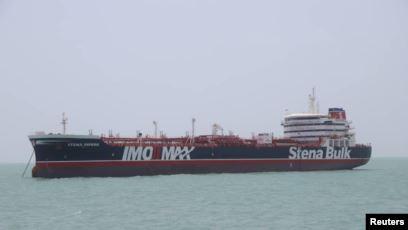 """لندن """"ستجمد"""" أصول إيران ردا على احتجاز ناقلة النفط"""
