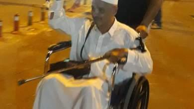 صورة بفرح غامر الديوانية تستقبل حجيج بيت الله الحرام.. (صور)