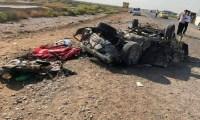 لاعب عراقي يلقى حتفه بحادث مريع