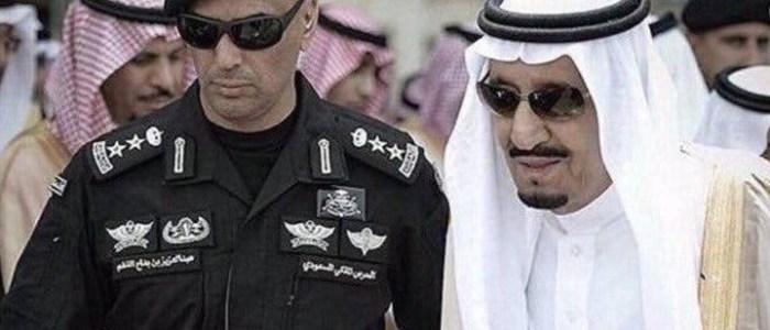 مقتل الحارس الشخصي للملك سلمان بحادث إطلاق نار