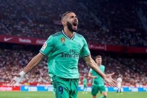 بنزيما يعادل ميسي ويوسع الفارق مع رونالدو في عام 2019