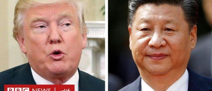 ترامب:انتهيت للتو من محادثة جيدة للغاية مع الرئيس الصيني