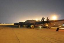 صورة القوة الجوية العراقية تتوجه الى الصين لنقل مستلزمات مكافحة كورونا