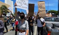 الاحتجاجات الأميركية في يومها السادس ..تفاصيل جديدة ولقطات فيديو للواقعة