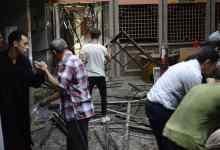 صورة مصرع عدد من مصابي كورونا بحريق داخل مستفشى  بالاسكندرية