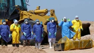 صورة بعد حادثتي بغداد والديوانية ..حقوق الانسان تؤكد على ضرورة إحترام حقوق المتوفي