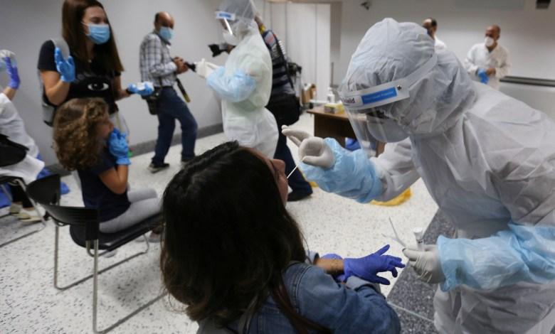 صورة لبنان الإغلاق نجح في تقليل إصابات كورونا