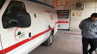 صورة ذي قار: فتى يحرق نفسه.. وامرأة تقطع شرايين يدها