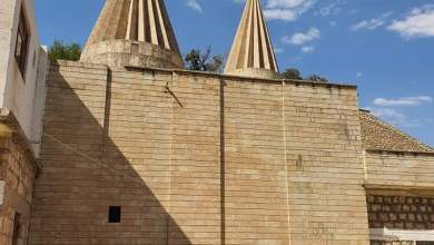 صورة معبد لالش واهم العادات والتقاليد والطقوس الدينية وماتعرض له الايزيدين من اضطهاد عبر التاريخ