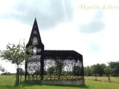 ベルギー・ボルフローンにある「透明な教会」を見に行った話