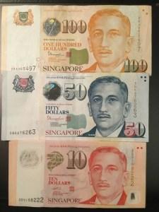シンガポールドルへの両替はどの方法が一番お得か検証してみた