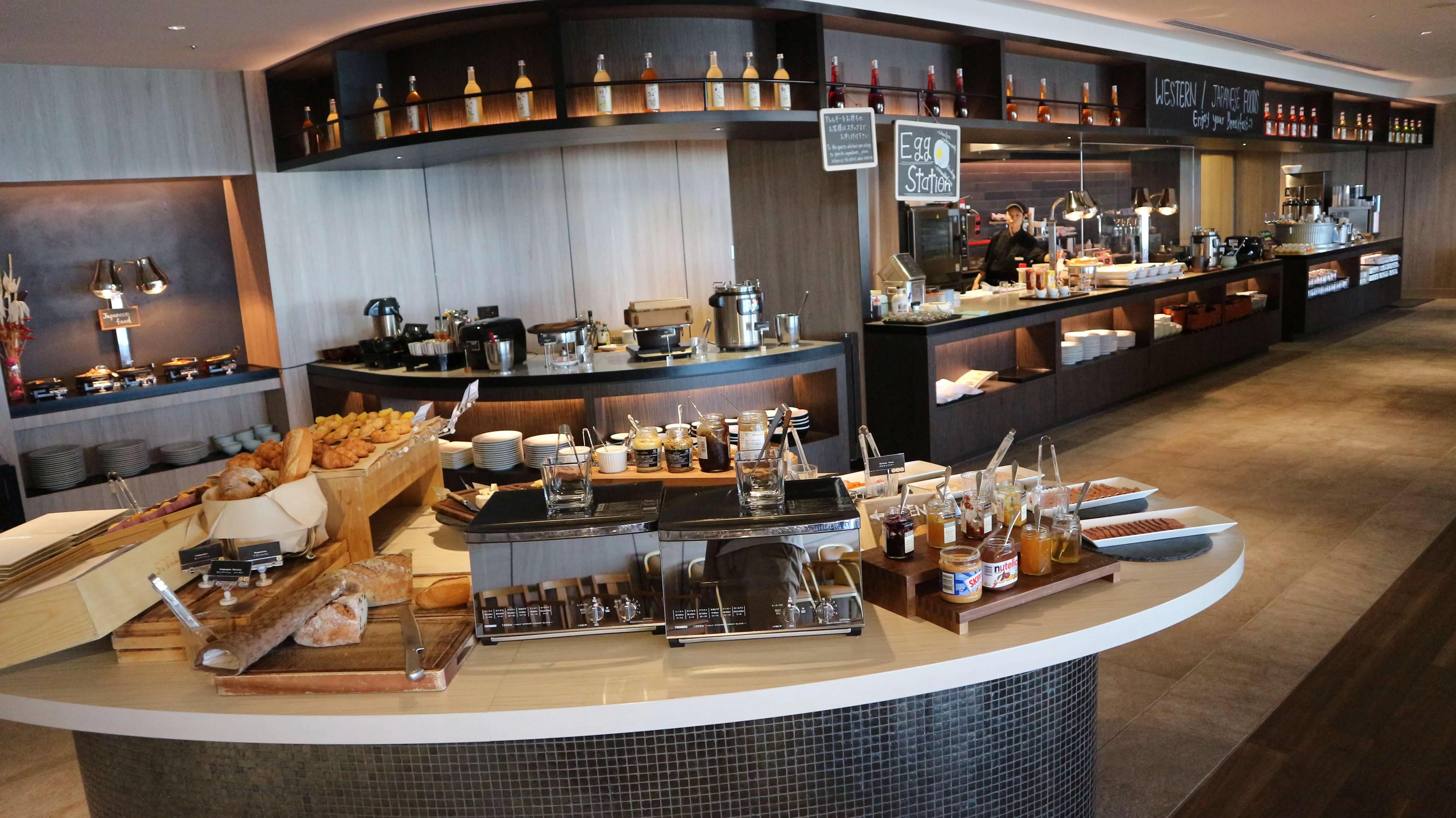 南紀白浜マリオットホテル レストラン Grill & Dining G 朝食・夕食メニュー紹介