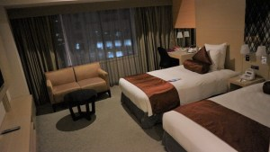ANAクラウンプラザホテル金沢プレミアムフロアスーペリアツイン宿泊記