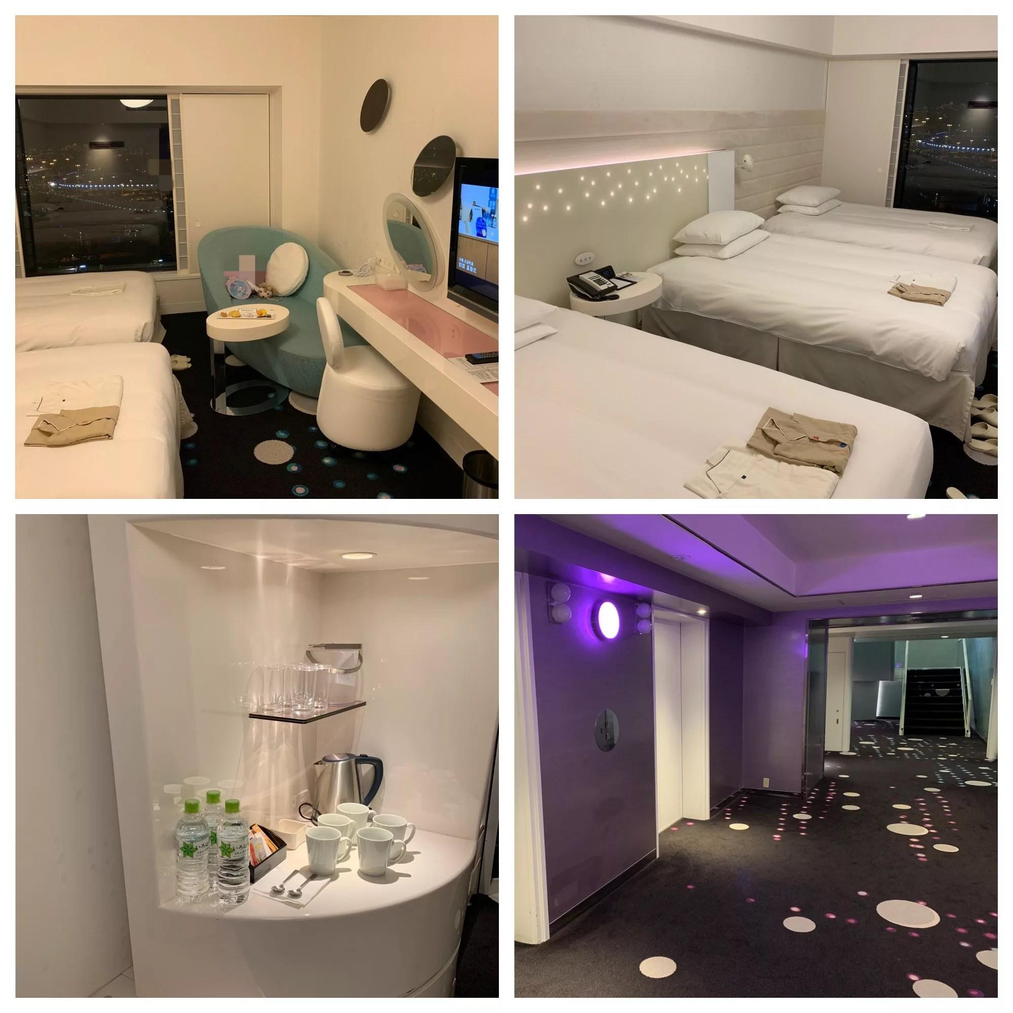 ヒルトン東京ベイ セレブリオルーム(ツイン・パーク側)宿泊記