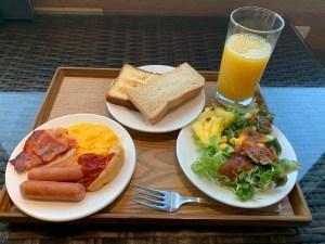 伊丹空港での朝食はNORTHSHORE CAFÉ&DINING朝ビュッフェがおすすめ!