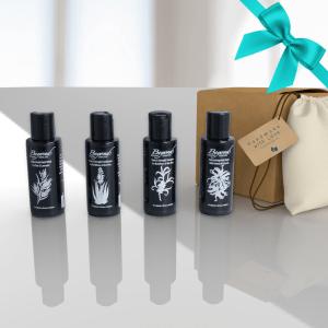 Beyond Organic Skincare - Bath Time Gift & Travel Set