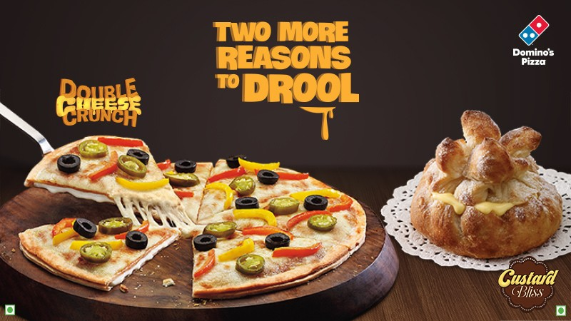 Domino's Pizza - New Launches In India