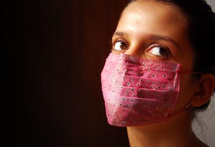 Surgical masks - Teen Glitter