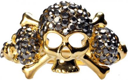 Skull Bangle