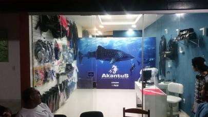 Akantus - Operadora de Mergulho