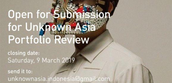 PORTFOLIO SUBMISSION UNKNOWN ASIA 2019 @ dia.lo.gue artspace
