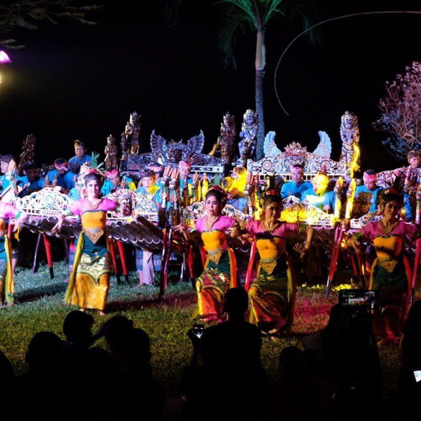 Opening - Closing Festival Tepi Sawah: Dari Dendangan Jawa hingga Fushion Kontemporer