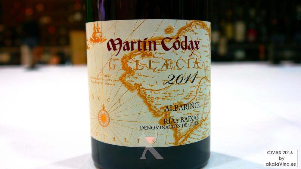 TOP 10 Martín códax Gallaecía 10 Mejores Vinos Dulces y Generosos España 2016 © akataVino.es (5)