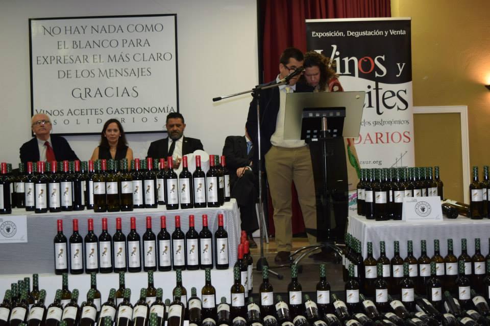XI Salon Solidario del Vino