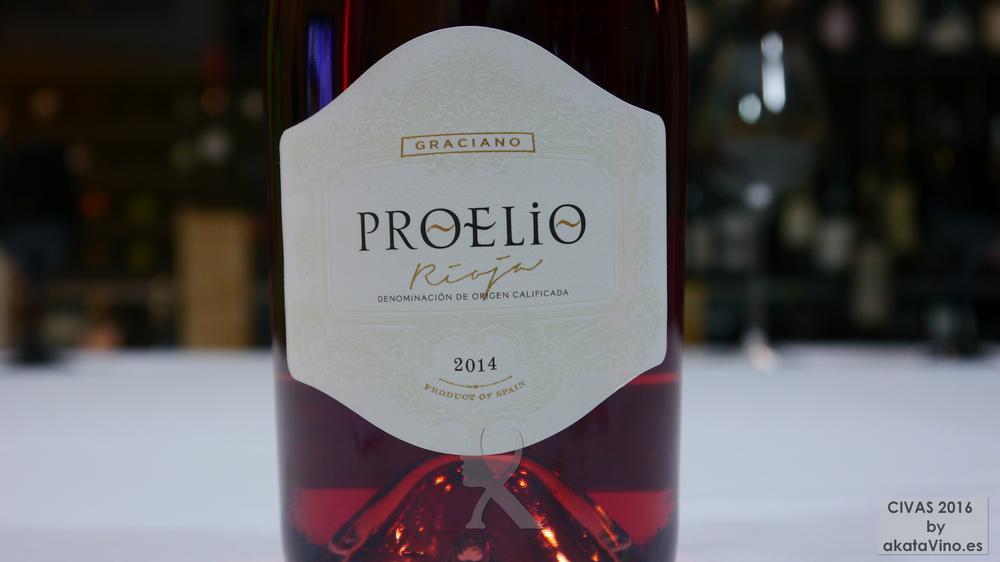 Proelio Rosado 2014 TOP 5 Mejores Vinos Rosados de España 2016 Ranking AkataVino