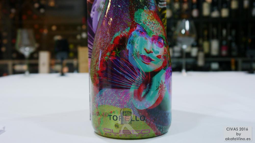 CAVA TORELLÓ 3D BY CUSTO GRAN RESERVA 10 Mejores Vinos Espumosos del año Premios akataVino CIVAS 2016 © akataVino (28)
