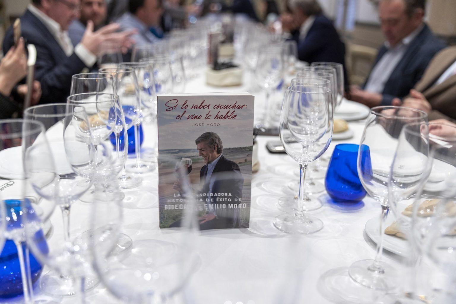 José Moro, las claves del éxito de Bodegas Emilio Moro en su primer libro | AkataVino Magazine