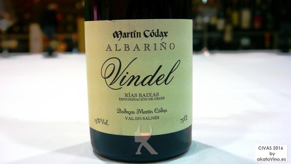 Martín Códax Vindel 2012 75 Mejores Vinos Blancos del año Premios akataVino CIVAS 2016 © akataVino (23)