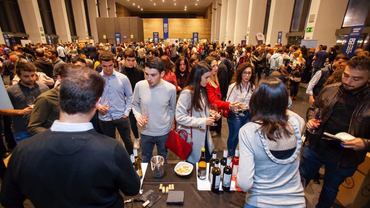Veintiséis Bodegas Familiares de Rioja presentan las 'diferentes' añadas de la cosecha 2018 de Rioja
